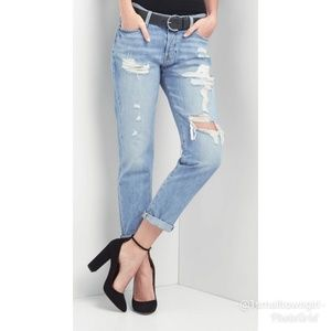 GAP Relaxed Boyfriend jeans buttonfly 30